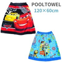 【商品詳細】   小学校のプール授業や海水浴など、水着の着替えに重宝します! ゴムギャザーでホックが...