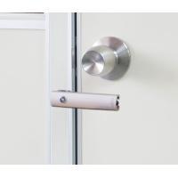 錠付スライドラッチNEWは引戸にも開き戸にも使える補助錠です。南京錠でしかロックできない倉庫の扉や引...