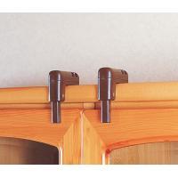 開き戸タイプの食器棚は震度5以上になると、戸が開き中の食器が飛び出します。 ひらかんゾーは震度4の揺...
