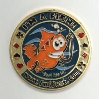 【商品名】カードプロテクター「I'M A Fish」  (送料無料)(領収書発行可能)(決済手数料無...