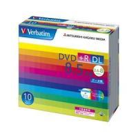 DTR85HP10V1  【商品名】三菱化学メディア DVD+R DL 8.5GB PCデータ用 8...