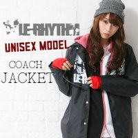 【le-Rhythm】 Unisex Snow Board Wear Coach Jacket(ジャ...