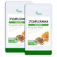 プロポリスMAX 約3か月分×2袋 C-103-2 サプリメント 送料無料