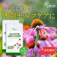 エキナセア粒 約3か月分×2袋 T-604-2 送料無料 サプリ サプリメント