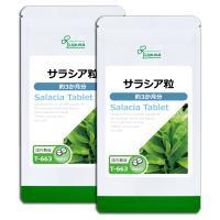 サラシアダイエット粒 約3か月分×2袋 T-663-2 送料無料 サプリ サプリメント