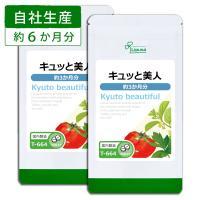 ヤセ美ちゃん 約3か月分×2袋 T-664-2 サプリメント 送料無料