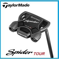 【日本仕様】【2017年】【新品】 TaylorMade Spider Tour Black Put...