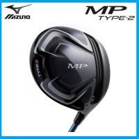 【2017年】【日本仕様】 mizuno ミズノ MP TYPE-2 エムピータイプ-2ドライバー ...