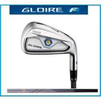 テーラーメイド グローレF GLOIRE F アイアン 6本セット(#5〜9,PW) GL3300 ...