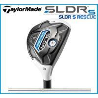 テーラーメイド SLDR S Rescue レスキュー(ユーティリティ) NSPRO 930GH ス...