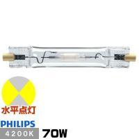 ●メーカー : フィリップス ●形番 : CDM-TD70W/942 ●定格ランプ電力(W) : 7...