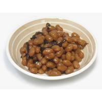 昆布と合わせた煮豆です。非常に食べやすい上品な甘さです。