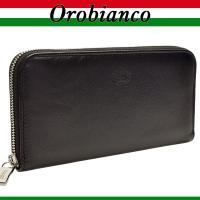 OROBIANCO/オロビアンコ 財布 オロビアンコよりラウンドタイプの長財布入荷。カードが沢山入り...