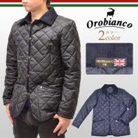 オロビアンコ OROBIANCO コート オロビアンコUKからキルティングジャケットが入荷。重ね着し...