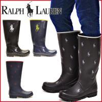 RALPH LAUREN/ラルフローレン レインブーツ シューズ レディース・キッズ 大人気の「PO...