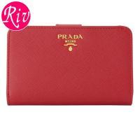 プラダ PRADA 財布 二つ折り 1ml225