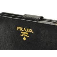 プラダ PRADA 財布 L字ファスナー 二つ折り財布 1ML225
