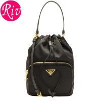 PRADA[カバン]プラダ鞄軽くて使いやすいナイロン素材が長年人気のプラダのショルダー!ロゴマークで...