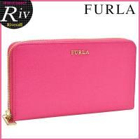 フルラ/FURLA 大人気のフルラからラウンドファスナー長財布が登場!仕様も充実しているので、まさに...