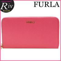 FURLA フルラ 財布 大人気のフルラからラウンドファスナー長財布が登場!仕様も充実しているので、...
