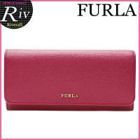 フルラ/FURLA 大人気のフルラから素材を生かしたシックな長財布が登場!使い勝手もバツグンで機能性...