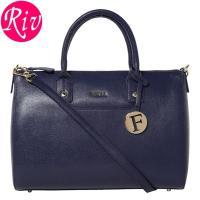 FURLAカバン フルラ 鞄 上質なレザーを贅沢に使用したエレガントなスタイルのハンドバッグです。付...