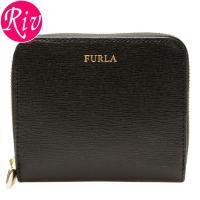 FURLA   サイフ   財布 フロントのロゴが上品なワンポイントになる二つ折り財布です。小さめバ...
