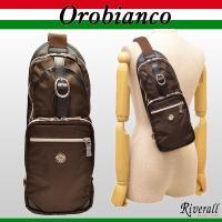 OROBIANCO/オロビアンコ バッグ オロビアンコよりボディーバッグ入荷。軽量で使い勝手抜群!お...