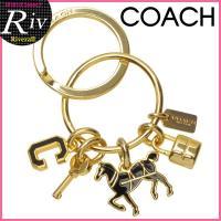 COACH/コーチ キーホルダー/キーリング コーチ人気のキーホルダーシリーズ。鍵をつけたりするのも...