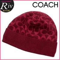 コーチ COACH 帽子 コーチからニット帽が入荷!ギフトアイテムとしても是非!  ■品番 :  F...