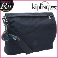 キプリング・ベーシックコレクションからメッセンジャーバッグが入荷しました。ポケットが豊富で軽量バッグ...