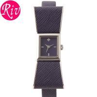 ケイトスペードから大胆なリボンモチーフの腕時計が入荷。アクセサリー感覚で手元をキュートに演出してくれ...