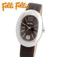 フォリフォリ Folli Follie  ギリシャ生まれ「フォリフォリ」から腕時計が入荷!!高品質で...