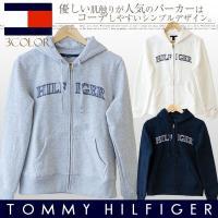 トミーヒルフィガー/TOMMY HILFIGER TOMMY HILFIGERからジップアップパーカ...