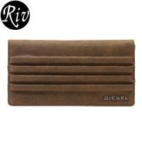 DIESEL   サイフ   財布 ディーゼルから二つ折り長財布が登場!仕様も充実しているので、まさ...
