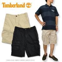 Timberland(ティンバーランド)カーゴショーツが入荷しました シンプルの中にもTimberl...