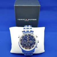 TOMMY HILFIGER(トミーヒルフィガー)から待望の時計が入荷しました。 文字盤にはTOMM...