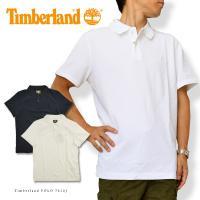 USAティンバーランド規格のロゴ 半袖ポロシャツが入荷!  シンプルの中にもTimberlandなら...