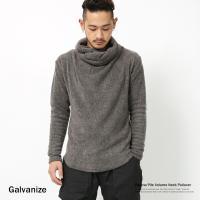 【Galvanize/ガルバナイズ】365-102  柔らかくて軽いベリーナパイル素材のボリュームネ...