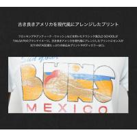 TAILGATE(テイルゲート) プリント Tシャツ / BUNS MEXICO TEE 2015 / アメカジ Tシャツ メンズ 半袖