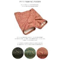 FOB FACTORY(FOBファクトリー) F4153 ペイズリーワークショーツ / ショートパンツ メンズ / 日本製