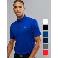 UNDER ARMOUR heatgear S/S Polo Shirt アンダーアーマー ヒートギ...