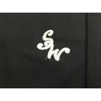 スカルワークス モンキーパンツ SKULL WORKS 切り替え チノパンツ 141614 アメカジ バイカー 黒 新品