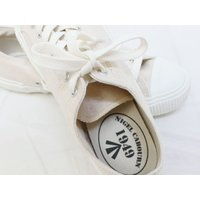 """Nigel Cabourn(ナイジェルケーボン) スニーカー """"""""ARMY TRAINERS - SOLID - LOW TOP"""" 80350062000 靴 シューズ メンズ"""