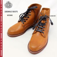"""WOLVERINE(ウルヴァリン) ワークブーツ """"1000 Mile Boots"""" COLOR:T..."""