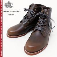 "WOLVERINE(ウルヴァリン) ワークブーツ ""ORIGINAL 1000 Mile Boots..."