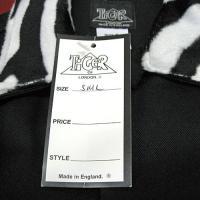 Tiger of London Zebra Work Shirt タイガーオブロンドン ゼブラ柄 ワークシャツ 半袖