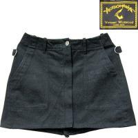 希少Vivienne Westwood Anglomania Bondage Skirt(ヴィヴィア...