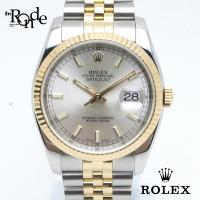 【ブランド名】ロレックス ROLEX 【カテゴリー】メンズ時計 【製品名】デイトジャスト 【型番】1...