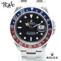 【ブランド名】ロレックス ROLEX 【カテゴリー】メンズ時計 【製品名】GMTマスター 【型番】1...